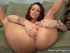 Monique Alexander Solo - CherryPimps tube porn video