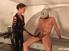 german bdsm basement dominatrix tube porn video