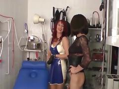 Sissy and the Milking Machine tube porn video