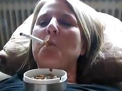 Smoking Claudia 2 tube porn video
