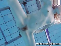 UnderwaterShow Video: Netrebko tube porn video