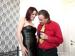 German Anal Redhead tube porn video