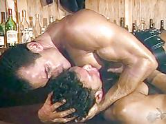 Danny Brown & Tanner Reeves in Glory Holes #3 - Cops, Cocks, Cum Scene 8 - Bromo tube porn video