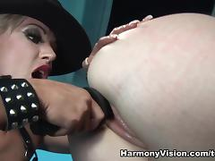 Paige Turnah & Carmen Jay in Welcome To The Machine - HarmonyVision tube porn video