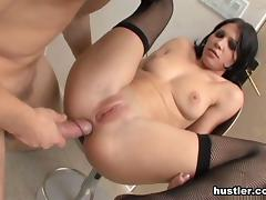 Rebeca Linares in Gaped Crusaders #2 - Hustler tube porn video
