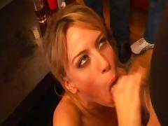 Horny pornstar Holly Wellin in exotic blowjob, gangbang porn scene tube porn video