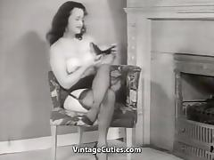 Highest Level of Seduction (1950s Vintage) tube porn video