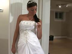 Bride sitting tube porn video