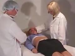 Blonde rectal temp tube porn video