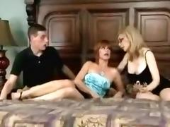 Best Homemade clip with Threesome, Stockings scenes tube porn video