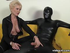 Masked Milking - Over40Handjobs tube porn video