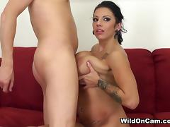 Lylith LaVey in Bangin Lylith - WildOnCam tube porn video