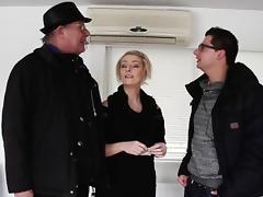Dutch whore pussy eaten tube porn video