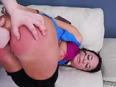 Asia bondage orgasm and anal fingering punishment Fuck my as tube porn video