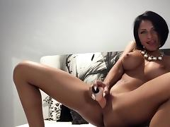 Hot Hot Anisyia Livejasmin Sucking And Gagging, Fucking And Riding Dildo tube porn video