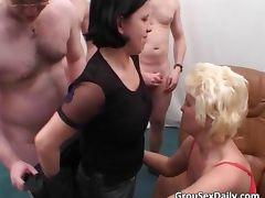 Two amateur sluts getting destroyed tube porn video