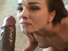 Big BBC Huge Facial Cumshot tube porn video