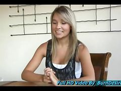 Amie beautiful teen supercute teen comes all the way from Florida tube porn video