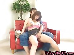 Asian milf has big beautiful part2 tube porn video