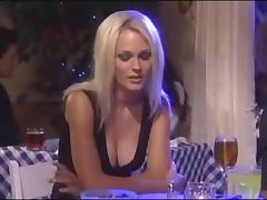 Hot sex in the restaurant tube porn video