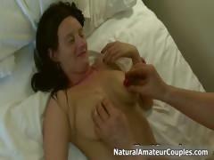 Dirty amateur slut gets horny getting tube porn video