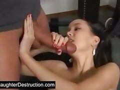 Teen dildo fucks herself in the ass tube porn video