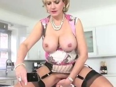 Mature stocking shoes brit dildo play tube porn video