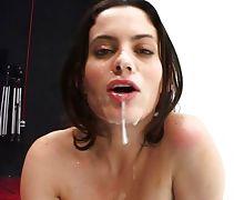 Some cumshot compilation tube porn video