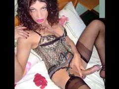 Real Hot Tranny Teen GFs tube porn video