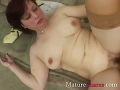 A tight mature fuck hole tube porn video