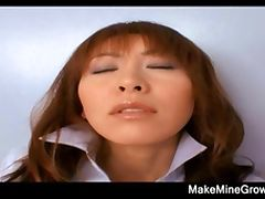 Hot Asian Babe Fucked On Her Hairy Pussy tube porn video