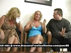 Hot babes at school at a meeting with parents tube porn video