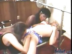 These girls got together tube porn video