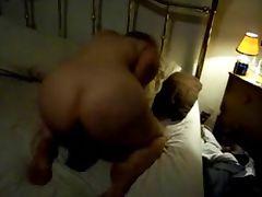 Amateur wife with big black dildo tube porn video