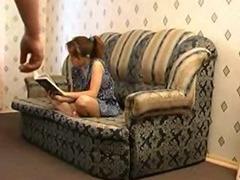 Father convinces daughter tube porn video