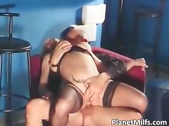 Hot old milf enjoy hot fucking by the part5 tube porn video