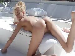Amazing dream of beautiful wow blond tube porn video