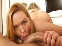 Sexy Krissy Lynn is waiting for her cock tube porn video