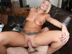 Blonde GF Wants To Fuck Hard tube porn video