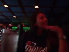 Teen pov slut public flashing tube porn video