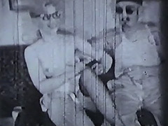 Three Brothers Fucking Hot Blonde 1950 tube porn video