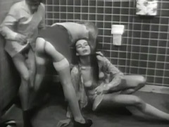 Gloryhole Mistress Enjoys the Action 1960 tube porn video