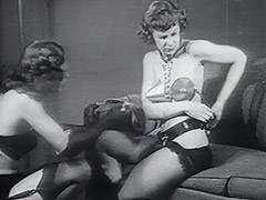 Bad Fetish Girls Enjoying Their Dark Pleasures 1950 tube porn video