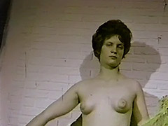Part Time Sex Model and Secretary 1960 tube porn video