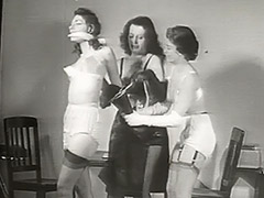 Naughty Babe is Punished Hard 1950 tube porn video