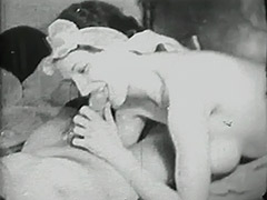 Drunken Dude's Cock Sucked by Prostitute 1930 tube porn video