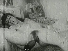Alcohol Fucks Her Mind and Her Hole 1940 tube porn video