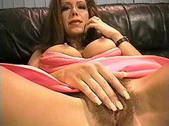 Outstanding Looking MILF is Getting Caught Pleasing Her Hairy Cunt by a Postman and then gets Fucked by Him tube porn video
