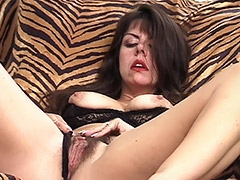 Mature Hairy Pussy and Mouth are Giving Pleasure for a few Male Fuckers tube porn video