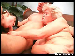 These old hairy bitches know how to fuck tube porn video